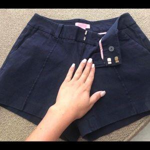 Lily Pulitzer ribbed shorts